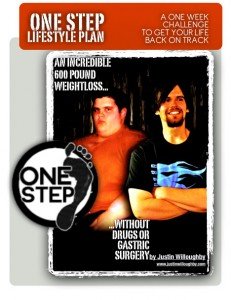 Justin Willoughby Weight Loss One Step Lifestyle Plan